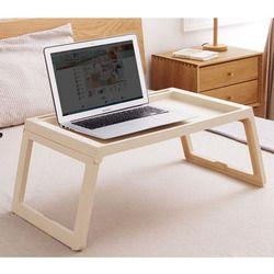 Simple moda Mesa portátil plegable creativo ordenador portátil escritorio cama portátil estudio tabla escritorio portátil para sofá cama