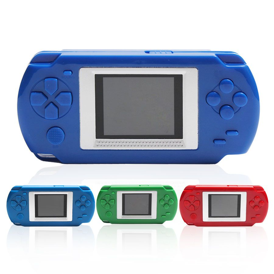 Limited HKB-502 Intelligence 2Inch Screen Child Color Display Handheld Game Consoles Game Player With 268 Different Games