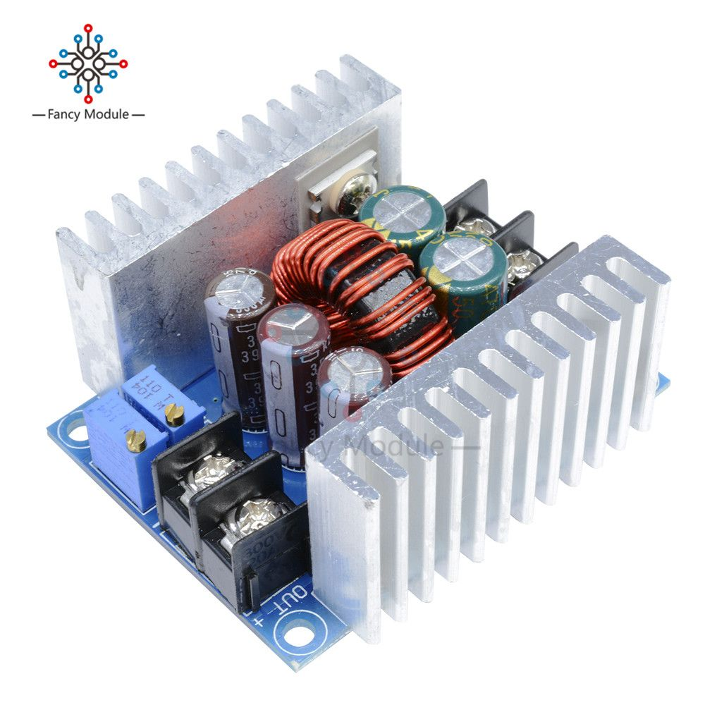 300 w 20A DC-DC Buck Converter Step Down Module Courant Constant LED Driver Puissance Step Down Voltage Module Condensateur Électrolytique