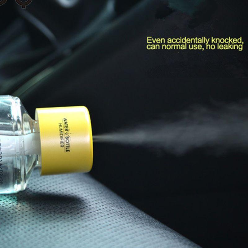 Portable maison de mode bureau de voiture USB humidificateur aromathérapie bouteille