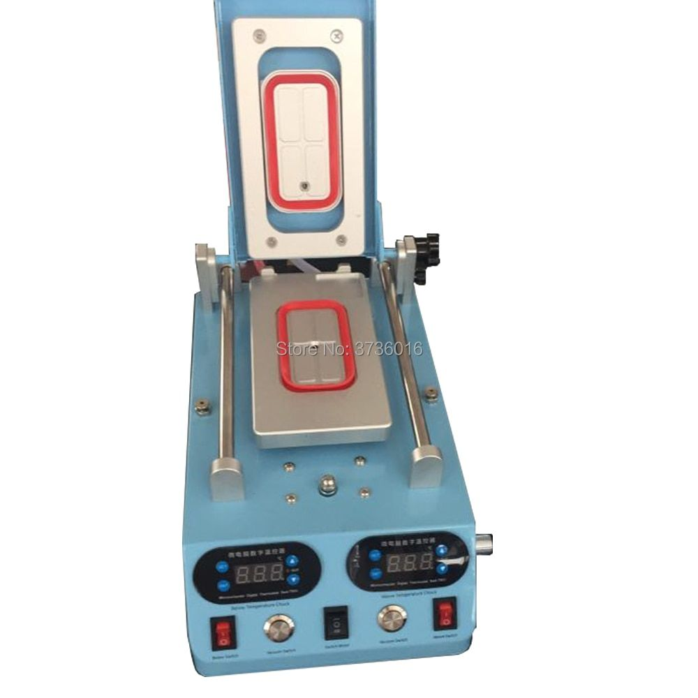 Wholesale TBK 268 automatic lcd screen frame bezel heating separator machine for flat curved screen glass middle frame separat