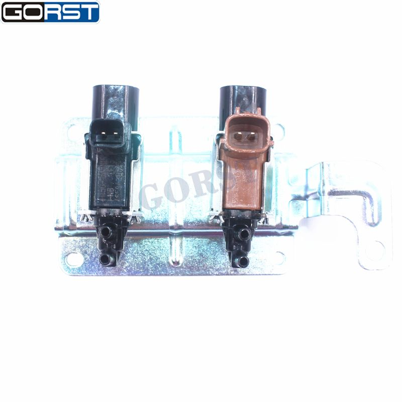 GORST Car INTAKE MANIFOLD RUNNER Solenoid Valve Vacuum Solenoid For Mazda 3 5 6 CX-7 OE:LF8218741 k5t46597 4M5G-9A500  K5T81777