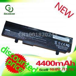 Golooloo 4400 MAh Baterai UNTUK ASUS Eee PC EPC 1215 PC 1015B 1015bx 1015 1015 P X 1015 P A31-1015 1215B 1215N AL31-1015 A32-1015