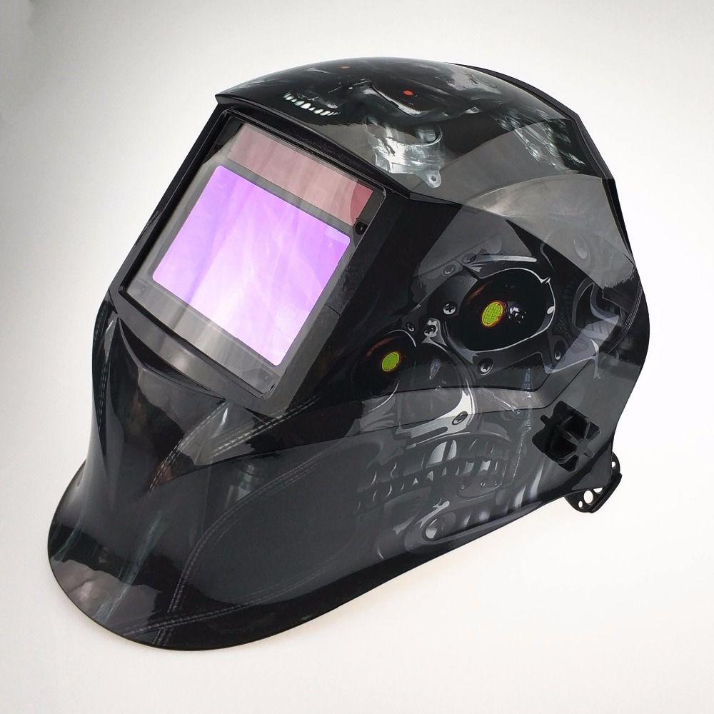 Professional Welding Helmet 100x65mm3.9x2.5