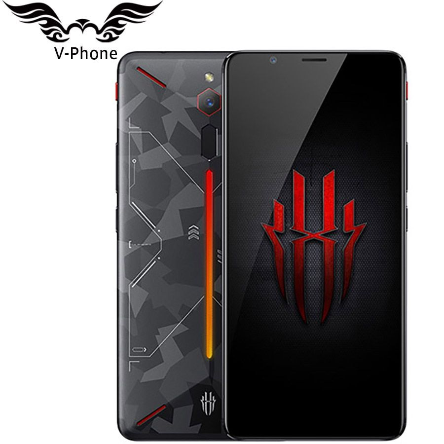Nubia Red Magic Mobile Phone 6