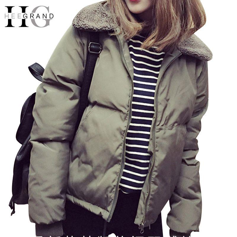HEE GRAND Spring Coats Women Harajuku Basic Jackets Thin Jaqueta Feminina Fur Collar Casaco Solid Full Sleeve Outwear WWJ905
