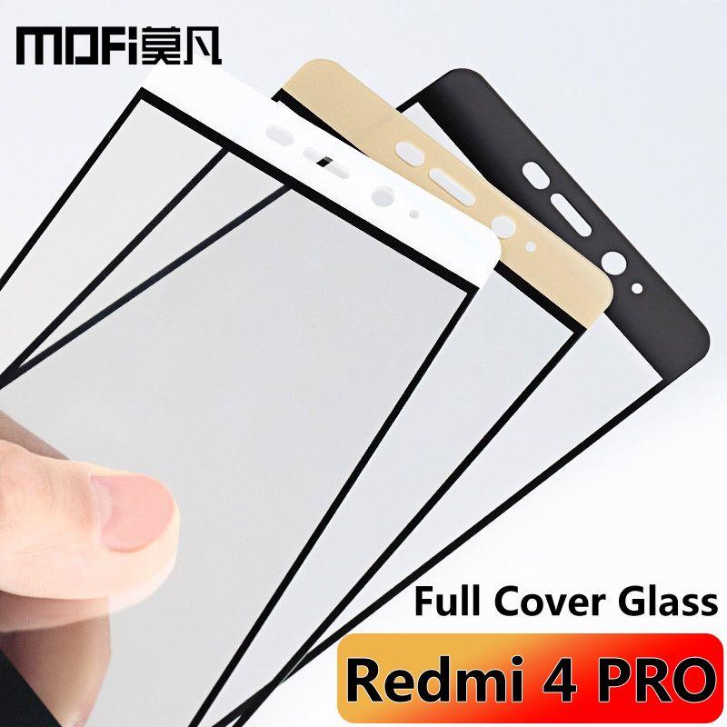 For Xiaomi redmi 4 pro glass film for Xiaomi redmi 4 screen protector clear ultra thin xiomi redmi 4 redmi4 tempered glass