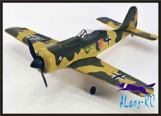 TIANSHEN FW190 WWII FIGHTER RC PLANE EPO plane/ RC airplane/RC MODEL HOBBY TOY// (have kit or PNP set)