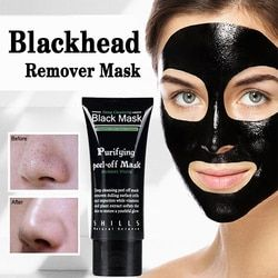 Blackhead Remove Face Masks Deep Cleansing Purifying Peel Off Black Nud Facail Face black Mask