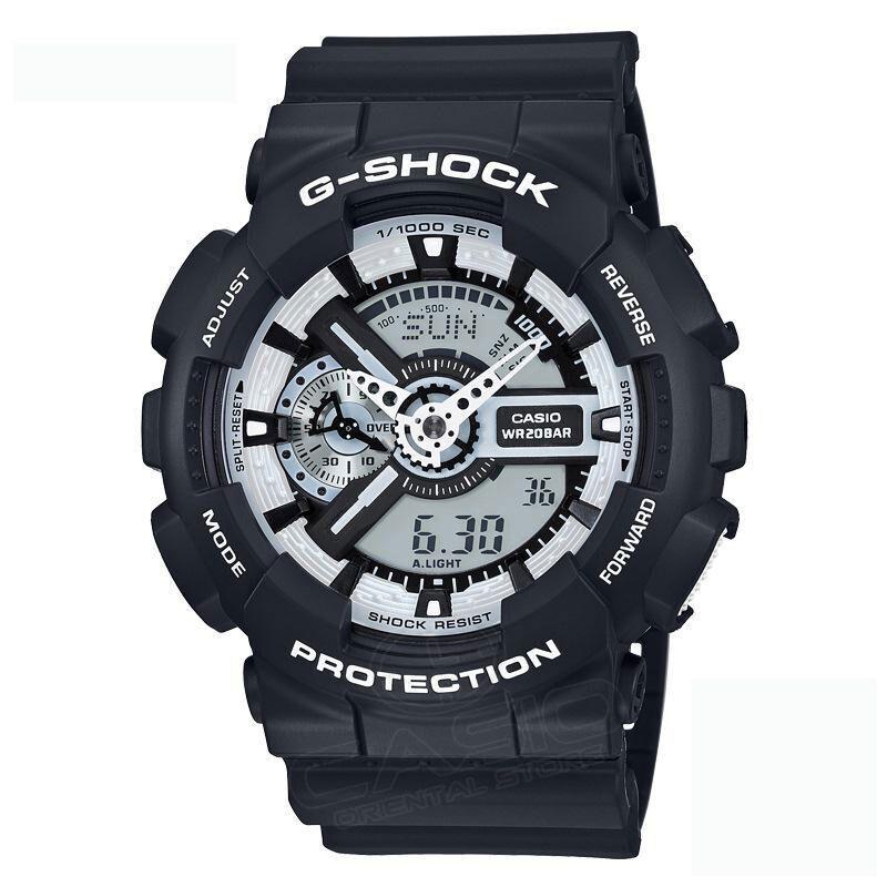 Casio g-shock watch  Genuine  watches male G-shock sports watches Waterproof shockproof Watch men GA-110HC-1A
