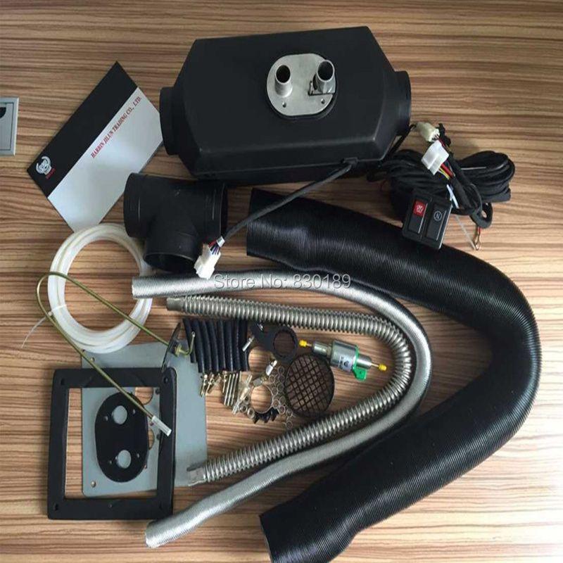 (2 KW 12V /24V) air parking heater for diesel caravan boat car RV truck Bus Camper,Webasto at 2000, eberspacher d2
