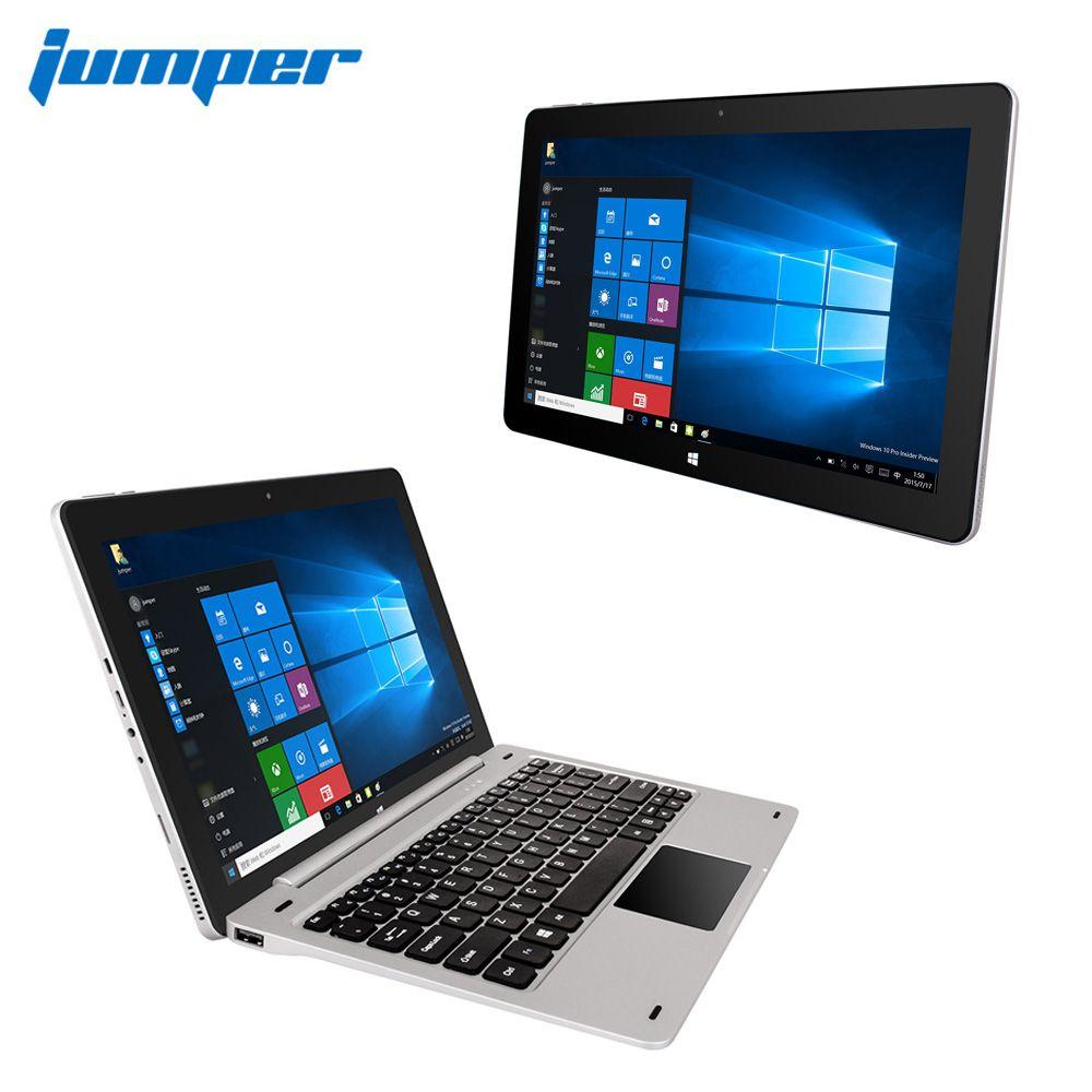 Jumper EZpad 6 tablet PC 11.6 ''Windows 10 IPS 1920x1080 Intel Cerise Sentier Z8350 4 GB 64 GB HDMI BT WiFi windows tablet ordinateur portable