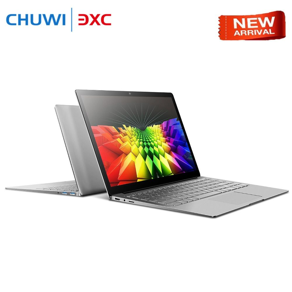 Chuwi Lapbook Air Notebook 14.1 inch Windows 10 Home Intel Celeron N3450 Quad Core 1.1GHz 8GB RAM 128GB eMMC Dual WiFi Camera