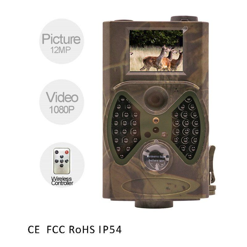 IP54 Photo Traps Camera 12MP infrared gprs 940nm Hunting Camera Suntek HC300A Outdoor Camera Cam trap trail Camera
