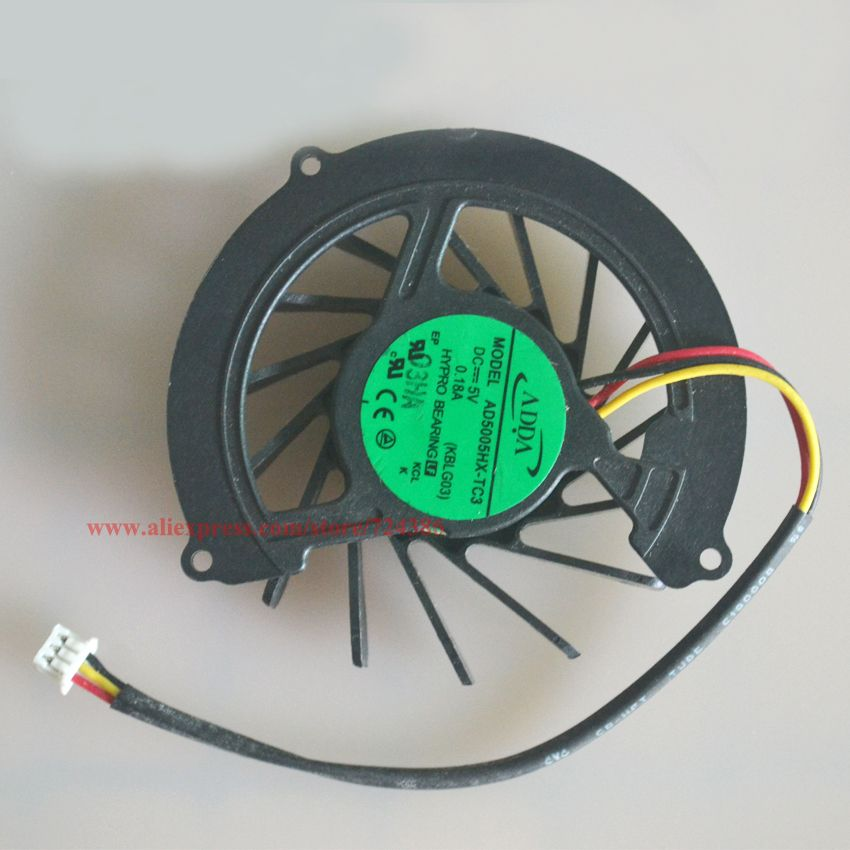 New 4535 cpu fan for ACER ASPIRE 4535 4540G cooling fan, 100% NEW original 4535G 4540 laptop CPU cooling fan cooler high Quality