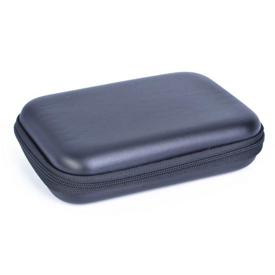 150x95x30mm Noir EVA De Stockage Sacs Dur Cas fit pour 2.5 ''pouces Externe Disque Dur HDD Boîte de Poche Anti-Frapper Forfait D'admission