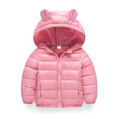 Children's Down Jackets brand 90% duck feather Ultra light Boys Girls children's Autumn Winter jackets Baby down coat Jackets