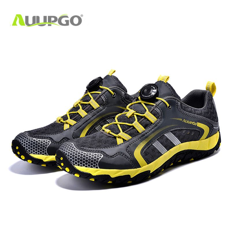 New Men Hiking Trekking Shoes Breathable Mesh Quick drying Women Outdoor Sneakers Man Trekking Shoes For Men Zapatillas