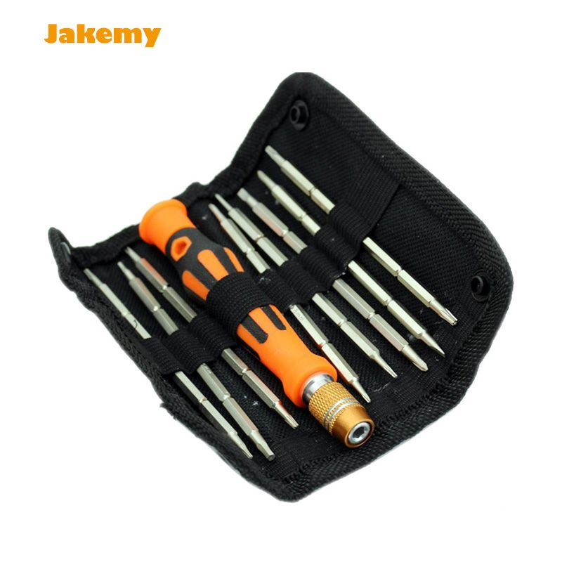 Neue JM-8124 2-Ways Design reparatur handy-tool kit set schraubendreher für apple iphone Elektronik hause reparatur werkzeuge