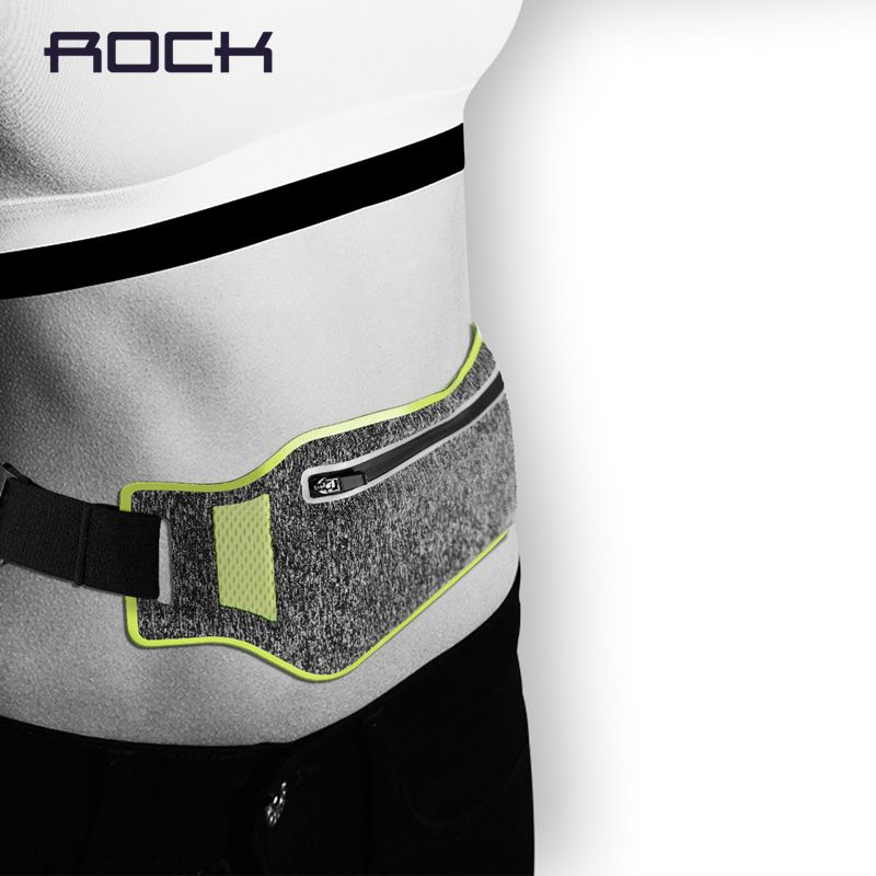 ROCK Universal Professional Slim Sports Armlet arm band for running fitness cycling, Phone Armband for 4-6 <font><b>inch</b></font> Phone devices