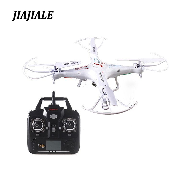 Free shipping 2.4G 4CH 6-Axis Original Syma X5C quadcopter RC helicopter drone with 2MP HD FPV camera RC toy VS x101 x5sw x5sc