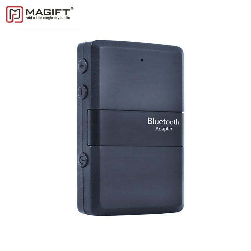 Magift Bluetooth Stéréo Émetteur Et Récepteur 2in1 Audio Musique BC8670 APTX Faible Latence 3.5mm Aux Dongle Adaptateur pour iPod TV