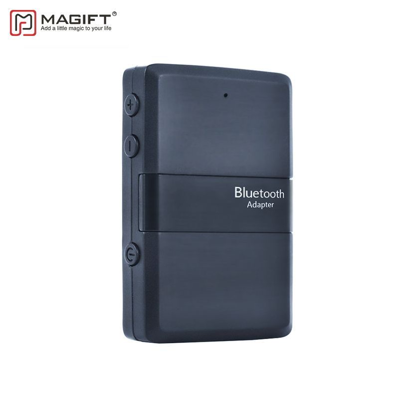 New Bluetooth Stereo <font><b>Transmitter</b></font> And Receiver 2in1 Audio Music V4.1 3.5mm Aux Dongle Adapter for iPod DVD TV PC Car Home Stereo