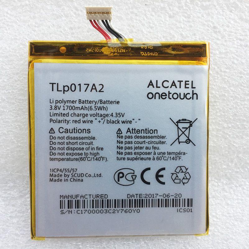 D'origine TLp017A1 TLp017A2 Batterie Pour ALCATEL One Touch idol mini OT6012 6012A 6012 w 6012E 6012D 6012X S530T Batteries