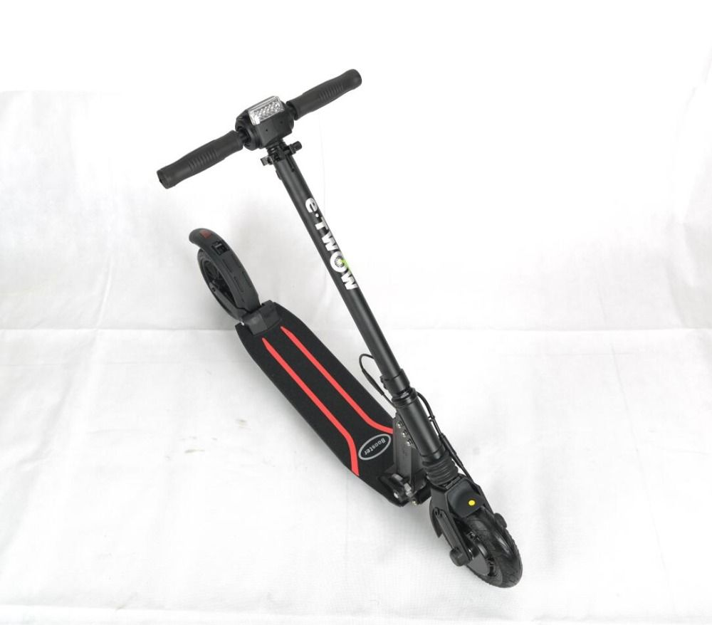 Original e-twow s2 etwow2018 NEWEST BOOSTER 33V .6.5AH battery electric scooter 500W KICK SCOOTER