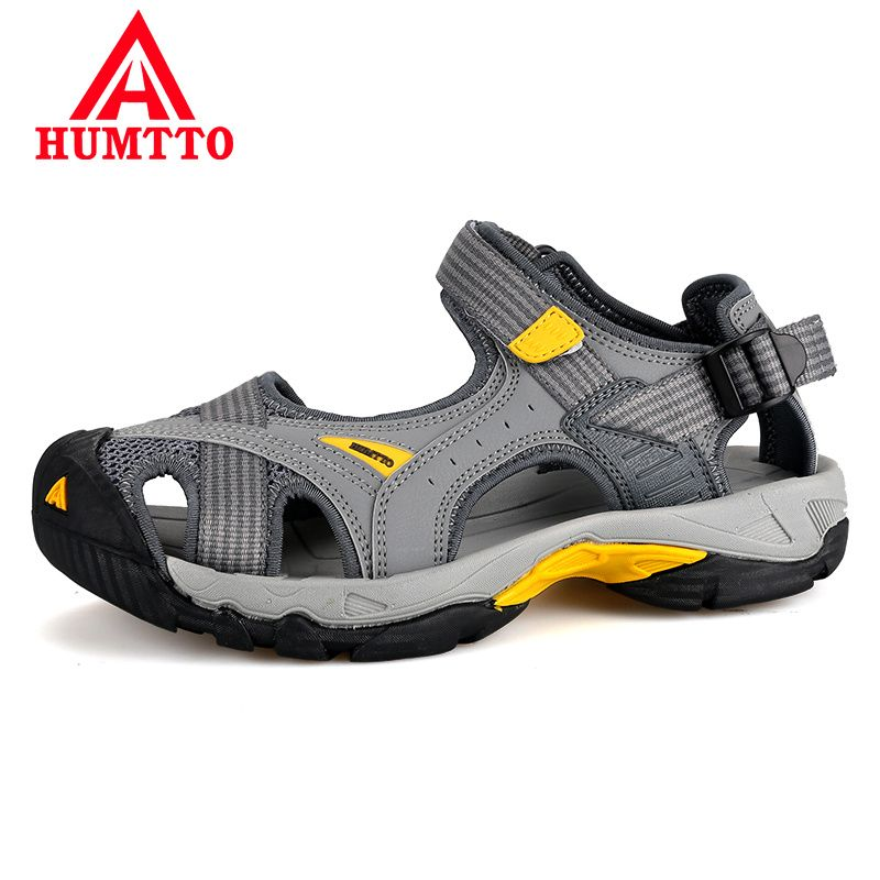 New Limited Men Upstream Breathable Summer Women <font><b>Aqua</b></font> Shoes Rubber Sandals Air Mesh Wading Quick Dry Beach Male Outdoor Hot Sale
