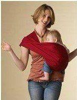 Deux couches de coton, porte-bébé bébé porter et pochette élingues 3 tailles