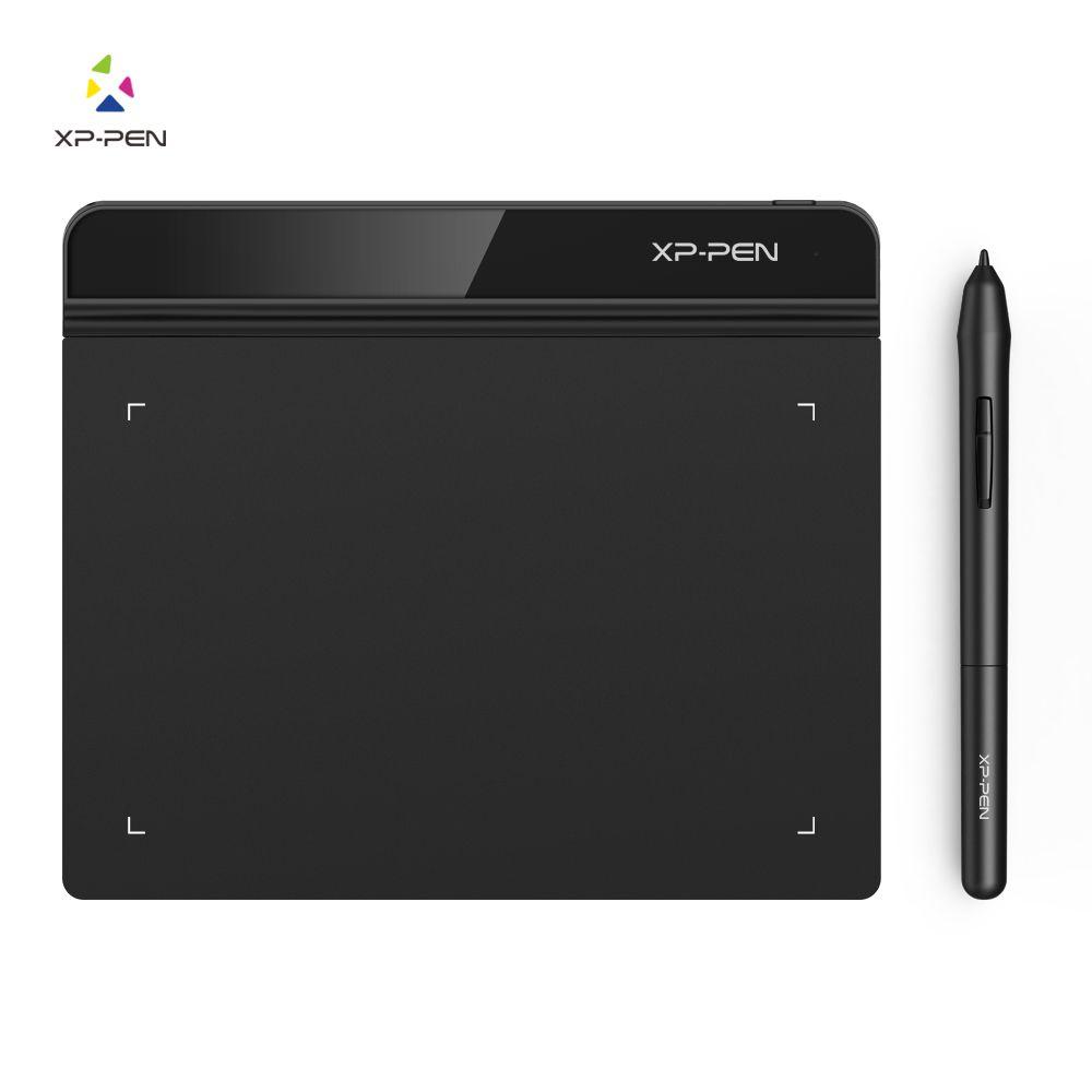 XP-stylo Star G640 tablette graphique tablette numérique dessin pour OSU et dessin 8192 niveaux de pression 266RPS pour enfants débutants