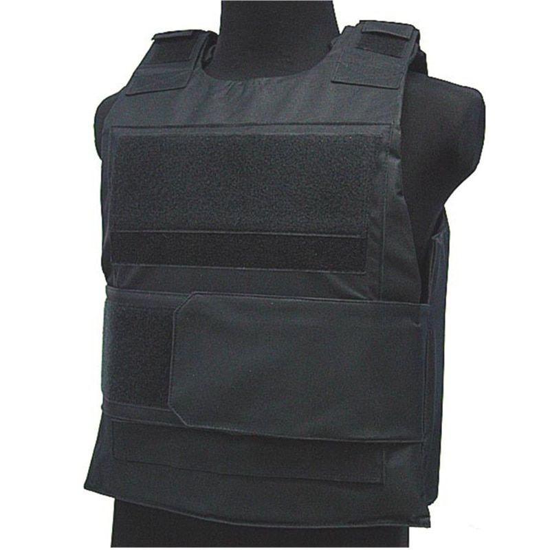 Black Hawk sports vest Down Body Armor Plate Tactical Carrier Vest CB Camo Woodland