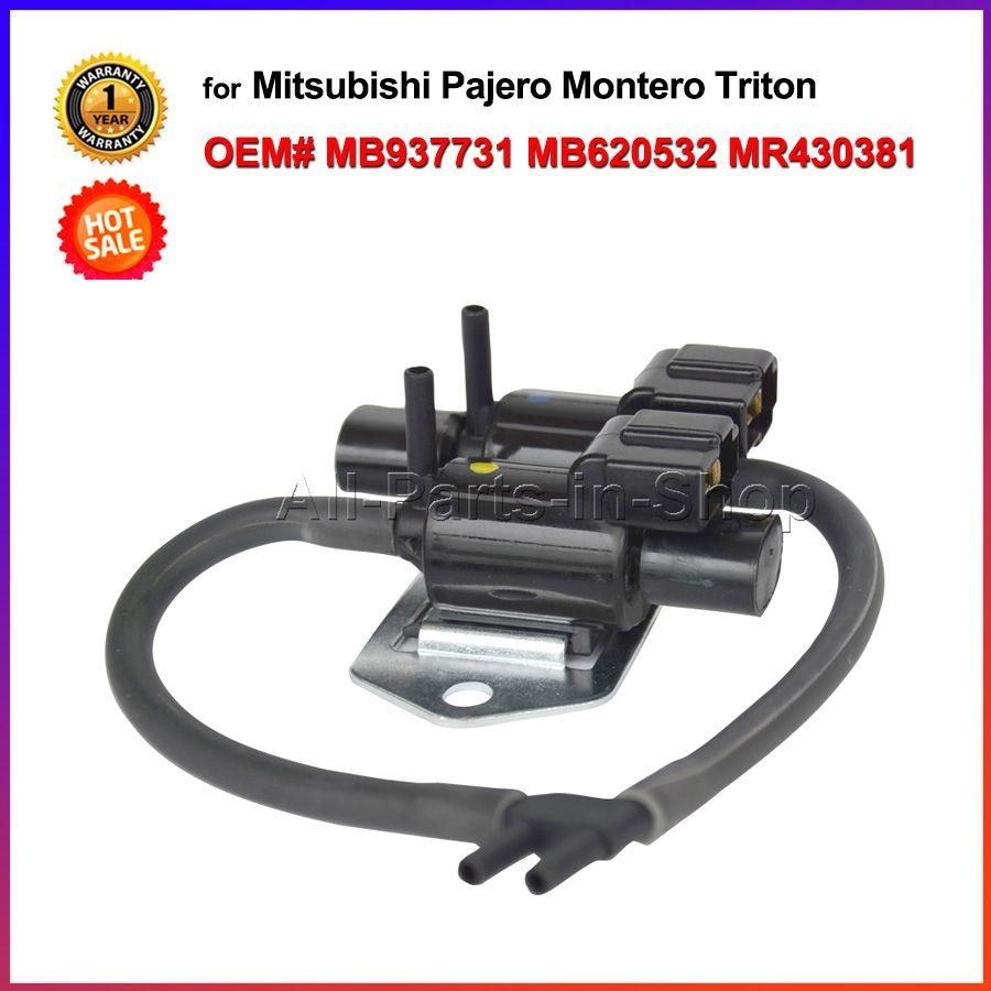 2 Year Warranty Wheel Clutch Control Solenoid Valve Vacuum Actuator for Mitsubishi Pajero Montero L200 MR430381 MB937731