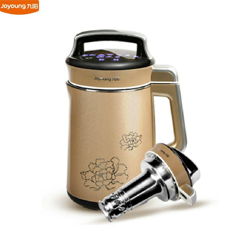 Joyoung Soymilk Maker Household 1300ML Capacity 1000W DJ13B-C630SG Fruit Juicer Kitchen Food Blender Juice Maker Food Mixer