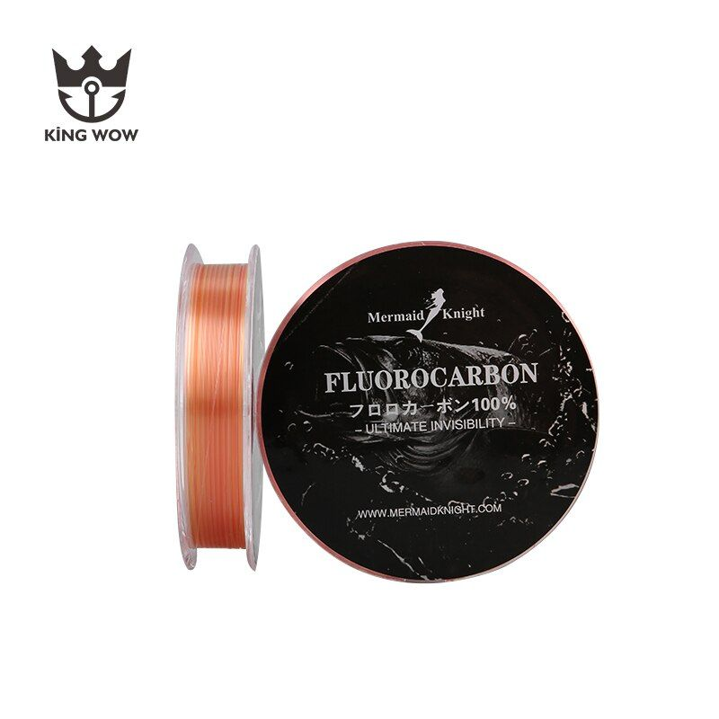 150M 165YDS Professional Fluorocarbon Fishing Line 4-20LB Leader Wire Fishing Cord Accessories Flurocarbone Winter Rope
