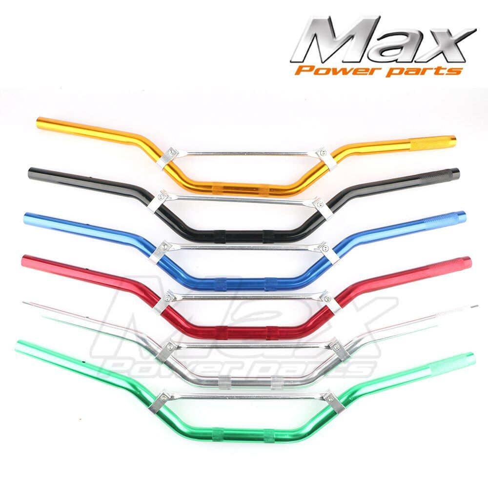 745mm Steering wheel Alpha Aluminum Handle bar Motorcycle handlebar 7/8