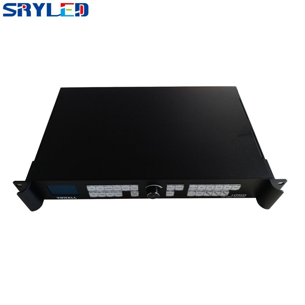 VDWALL LVP605S LED Video Processor without LED Sending Card LED Rental Screen Video Processor