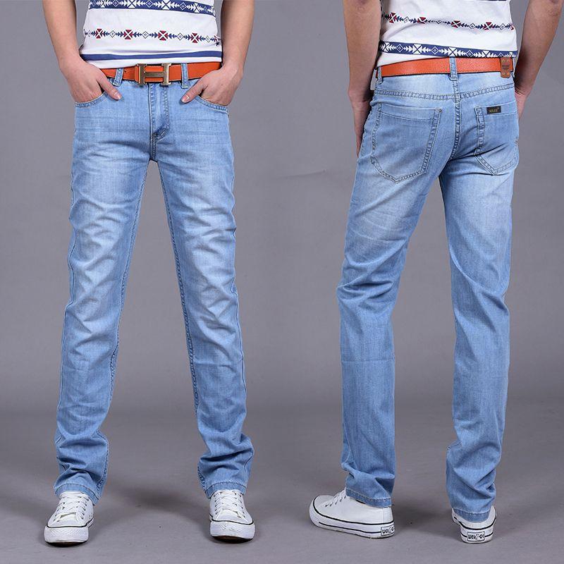 Big sale spring  Summer jeans Utr Thin Free Shipping 2017 men's fashion jeans menpants clothes new fashion brand