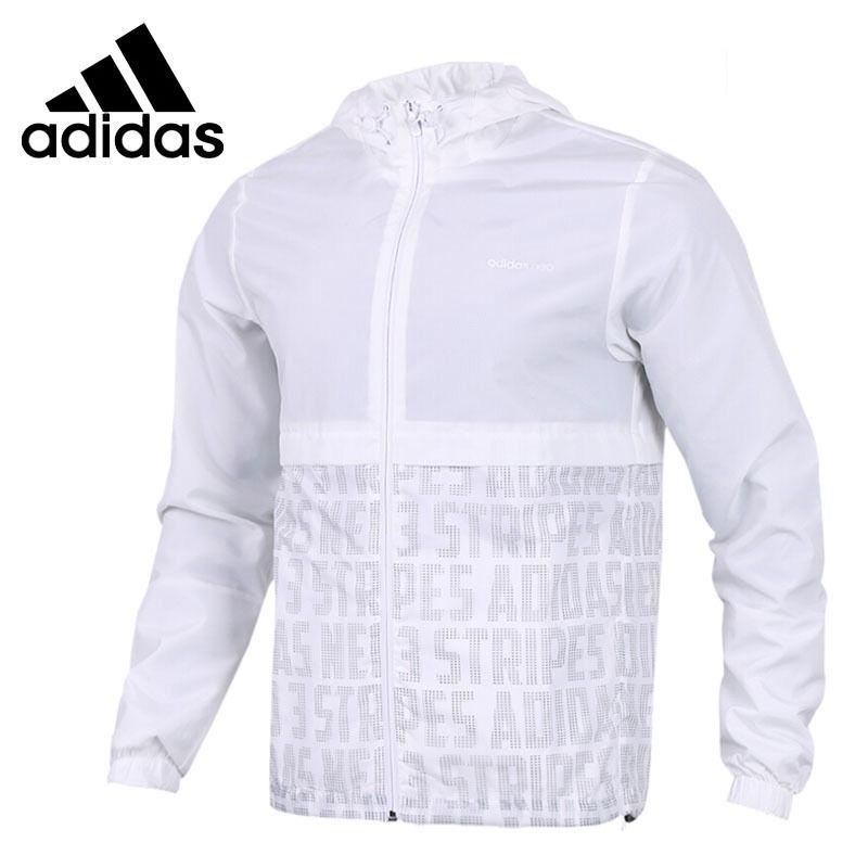 Original New Arrival 2018 Adidas NEO Label CS LW RVSB WB Men's jacket Hooded Sportswear