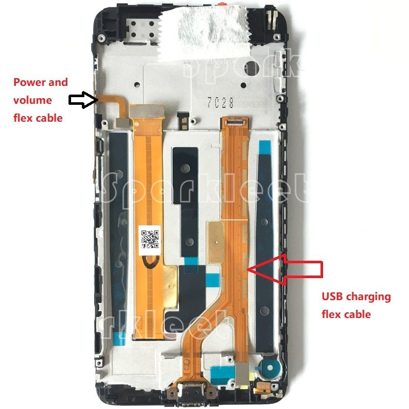5.2' LCD with Frame Replacement For ZTE Nubia Z17 mini NX569J NX569H LCD Display Touch Screen Digitizer Assembly Repair Parts