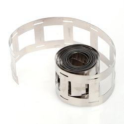 1M 18650 Lithium Battery Nickel Strip Li-ion Batteries Nickel Plate Belt Tape For 18650 Battery Storage Holder