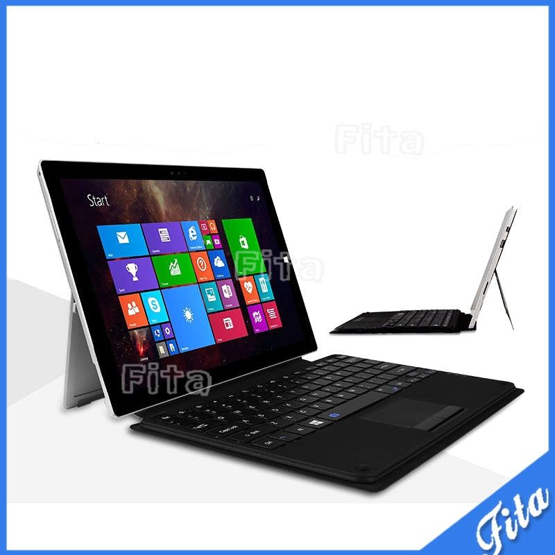 New Brand Bluetooth Keyboard Ultra-thin Wireless Bluetooth Case Type Cover For Microsoft Surface Pro 3 4 5 Pro3 Pro4 Pro5