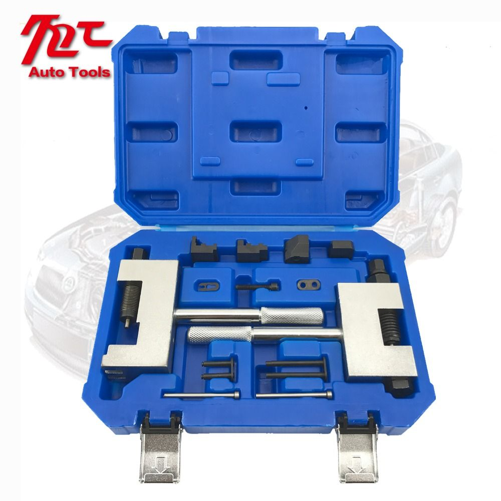 Timing Chains Riveting Tool Set Single Row and Double Row Used For Mercedes Benz