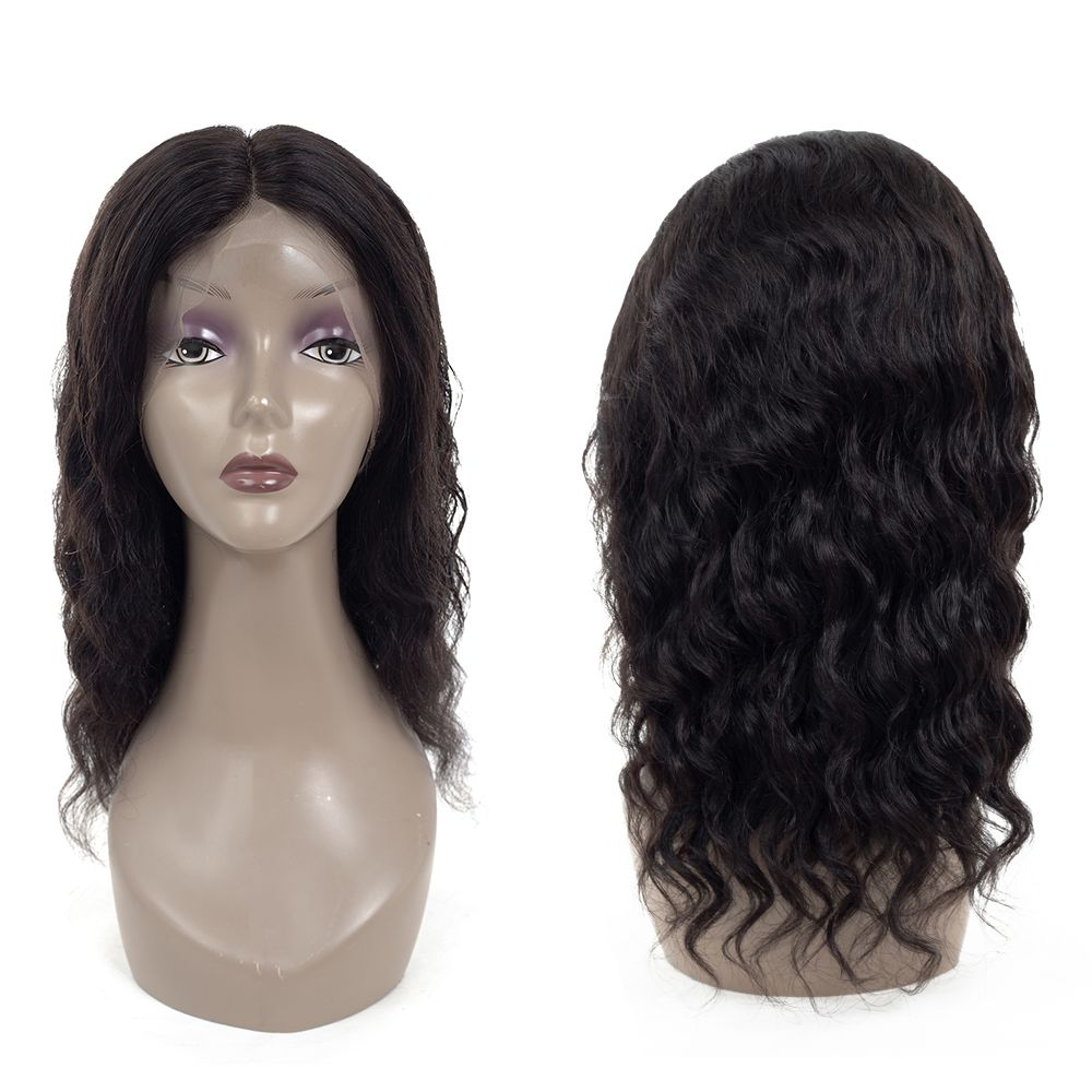 Originea Hair 360 Lace Frontal Wig Pre Plucked With Baby Hair Brazilian Body Wave Lace Front Human Hair Wigs For Black Women