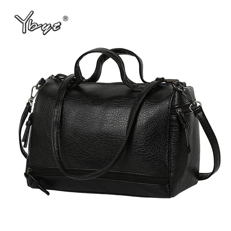 vintage casual PU leather handbag new fashion women tote bag ladies clutches famous <font><b>travel</b></font> brand shoulder motorcycle <font><b>travel</b></font> bags