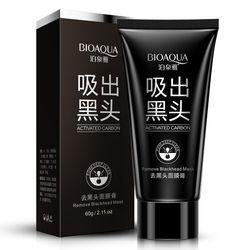 Visage Soins de La Peau Aspiration Noir Masque Nez Comédons Acné traitement Masque Peeling décoller à Tête Noire Boue Masque Facial 1594805