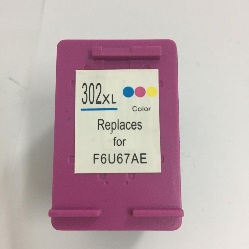 For hp 302 XL ink cartridge For HP302 cartridge for HP DeskJet 2130 1110 1111 1112 2131 2132 3630 Officejet 4650 Envy 4520 ink