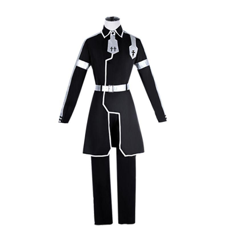 Sword Art Online Alicization Cosplay Costume Kazuto Kirigaya Cosplay Men Anime Costume