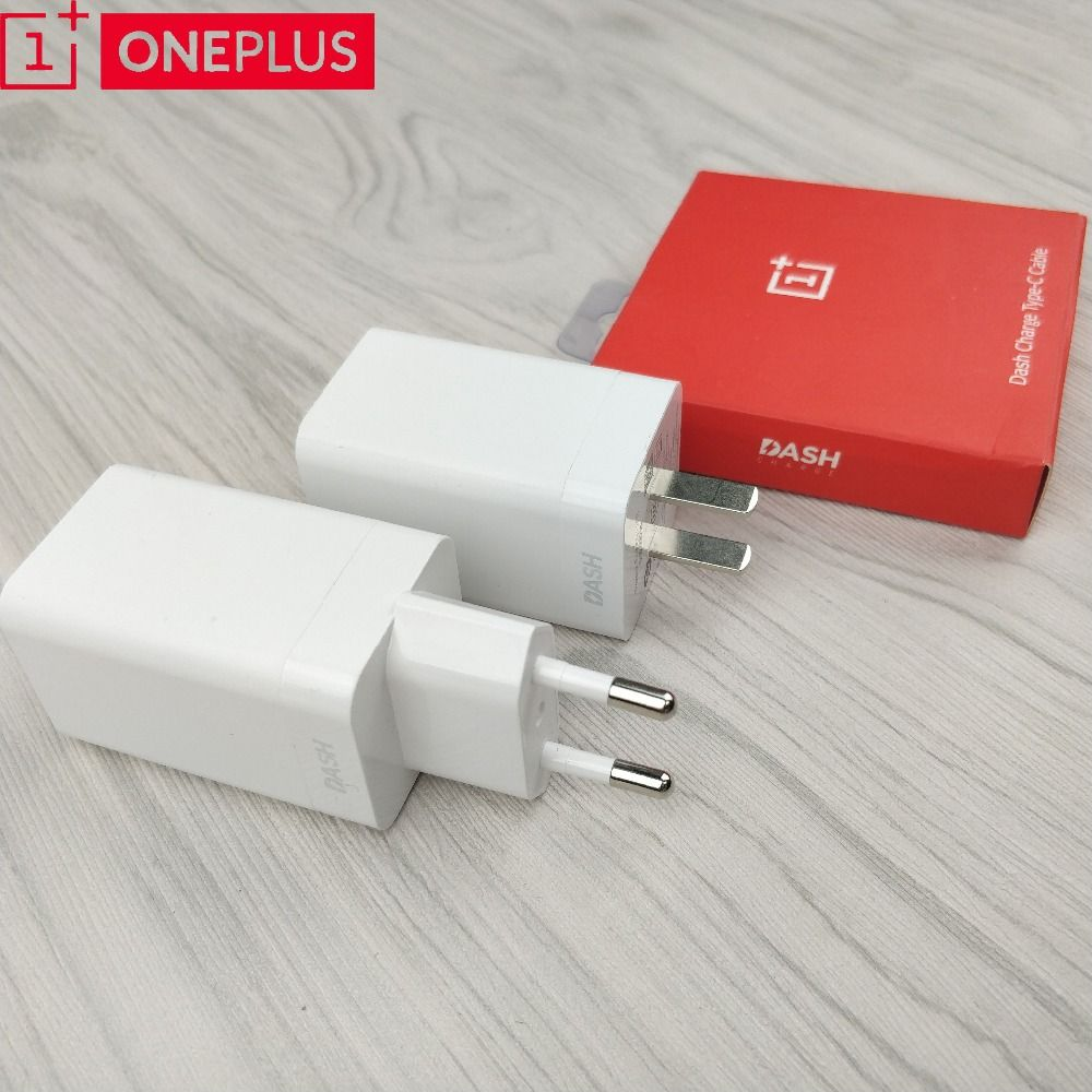 Oneplus 6 Dash Charger Quick Fast 5V/4A EU Wall Charge Power Adapter & 100/150cm Usb Type-C cable For Oneplus 5 5T 3 3T Phone